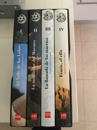 Colección especial Cronicas De la Torre