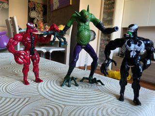Lote Marvel toy biz 1996 1997