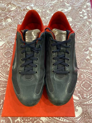 Zapatillas Pirelli azul marino Talla 42