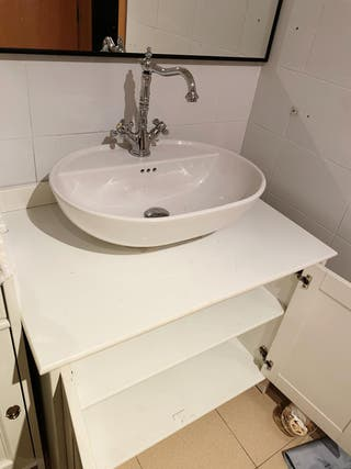 Mueble bajo lavabo