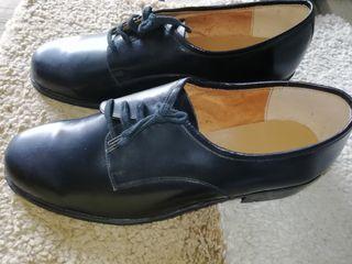 zapatos uniformidad talla 44