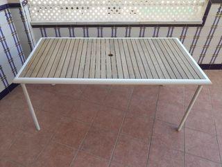 Mueble Ikea terraza de segunda mano en WALLAPOP