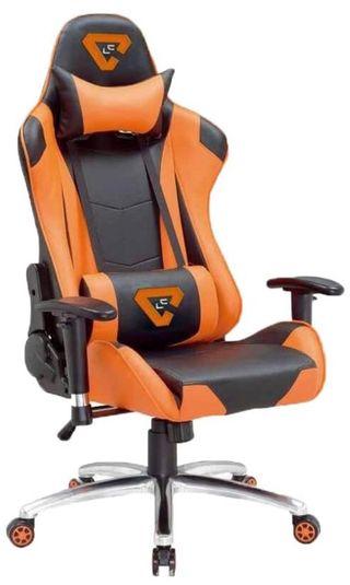 Silla Gaming naranja