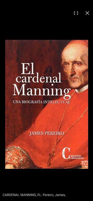El cardenal Manning. James Pereiro