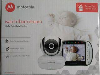 "Vigilabebes Video Monitor 3,5"" Motorola"