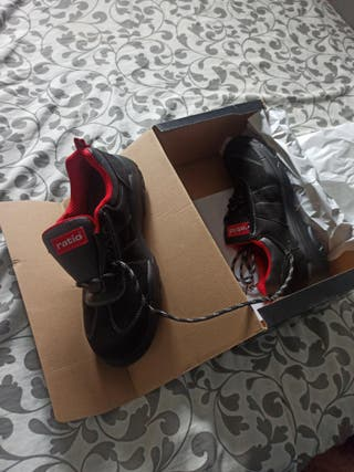 botas de seguridad