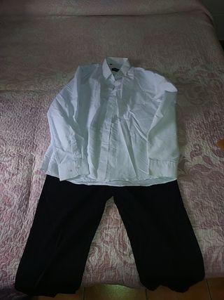 uniforme camarero