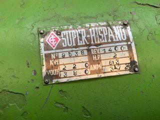 ESMERILADORA SUPER-HISPANO