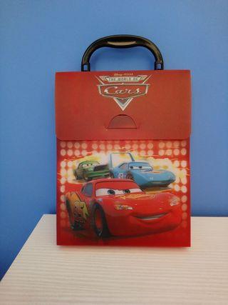 20 lápices de colores 'Cars'