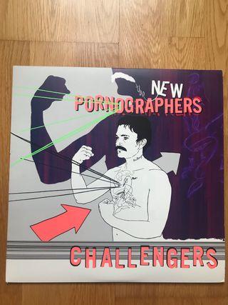 The New Pornographers lp