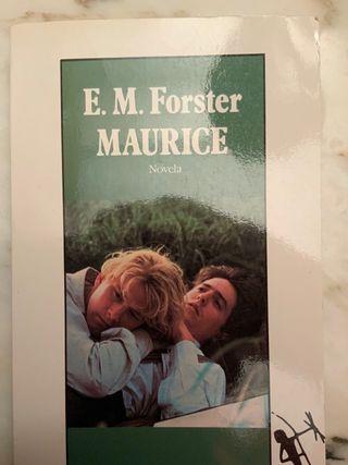 E M FOSTER MAURICE