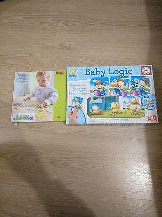 Lote juguetes niños 2-3 años