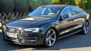 Audi A5 S line 2014