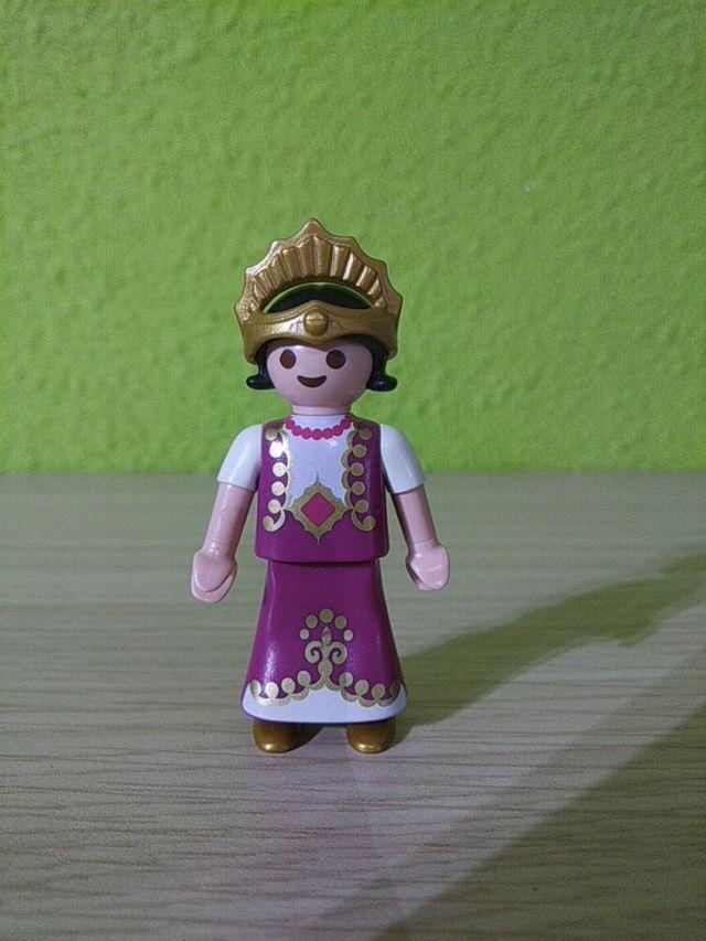 Playmobil niña princesa
