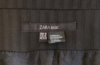 Americana - Zara (mujer)