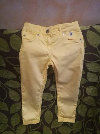 pantalon niña t4 PRIVATA