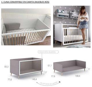 Pack de 10 artículos para bebé en perfecto estado