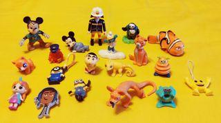 Figuras Juguetes Llaveros