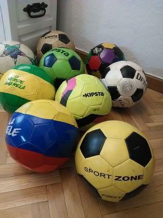 Pelota balón oficial fútbol reglamentario Kipsta.