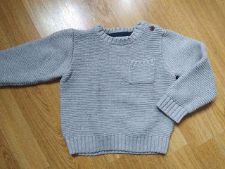 Jersey gris 2-3 años
