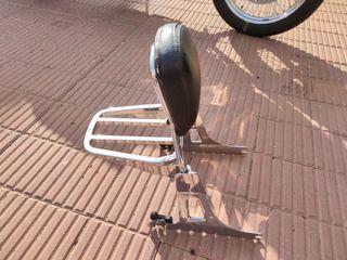 Respaldo detachable Harley Davidson Dyna