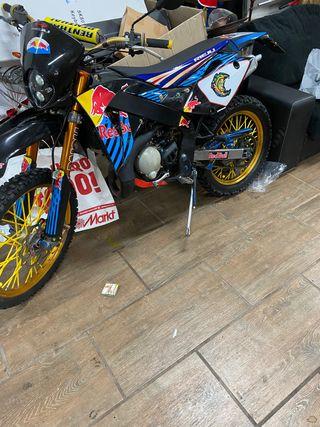 Rieju Mrx pro del 2008 Moto 50cc