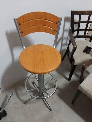 silla para la barra