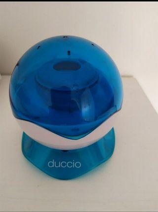 esterilizador portátil UV para chupetes/tetinas