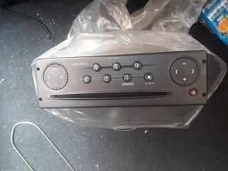 radio de Renault para coche con codigo