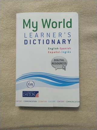 my world learner's dictionary