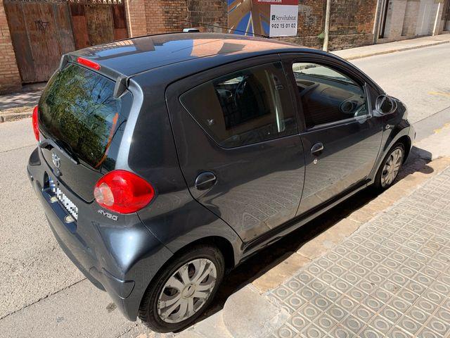Toyota Aygo con 95000Km