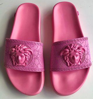 Sandalias diseño Rosa Chicle