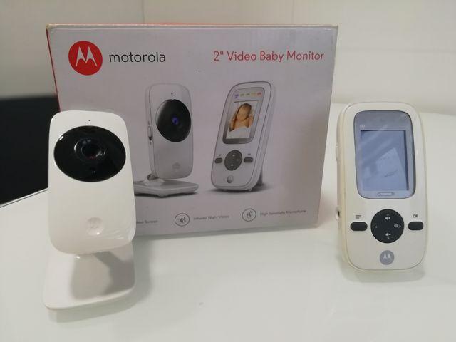 Vigilabebés Motorola