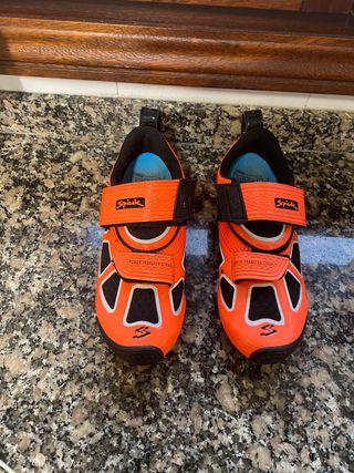 Zapatos de bici Spiuk n 39