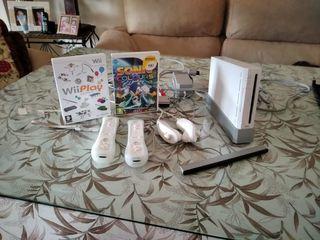 Wii con complementos