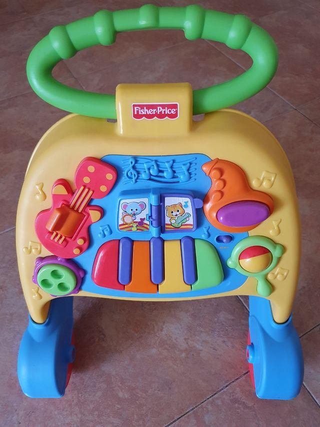 Andador activity musical