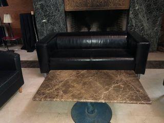 Vendó sofas de polipiel