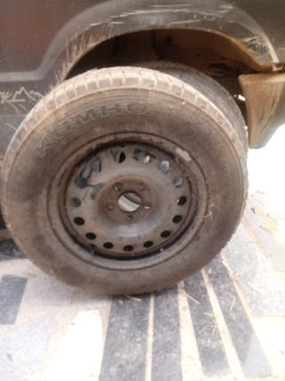 se vende rueda
