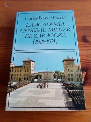 libro historia militar
