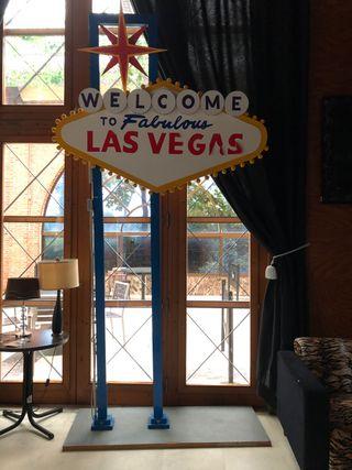 Vendó cartel Las Vegas