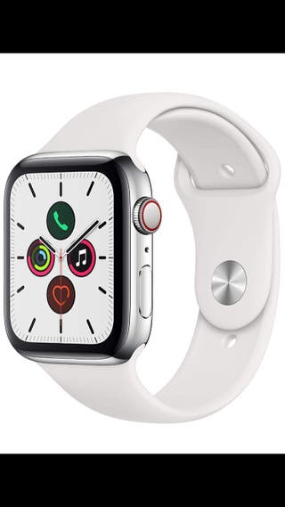 Reloj smartwatch modelo que hace apple)