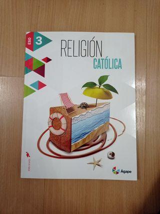 libro de religión 3 ESO