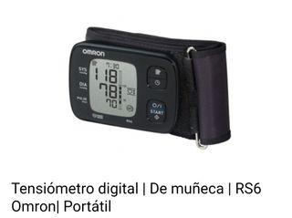 tensiometro rs6 de muñeca