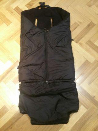 MClaren saco invierno color negro