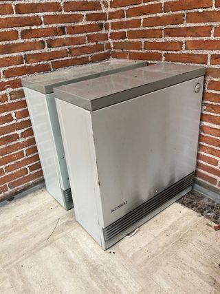 Vendó acumuladores de calor