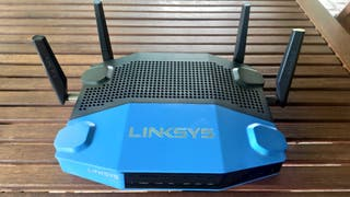 router wifi Linksys ac1900