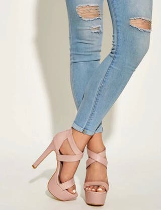 Zapatos, sandalias, plataforma y taconazo 38