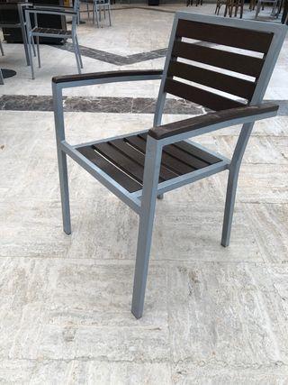 Vendo sillas de terraza