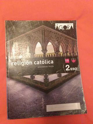 Libro Religión Segundo ESO