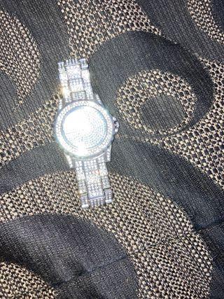 Reloj Diamantes